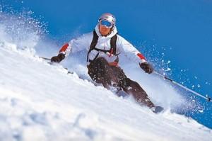 slidinėjimo kelionės