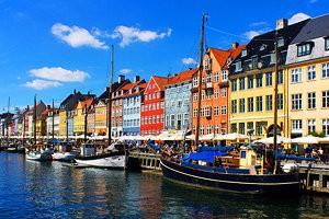 į Kopenhagą