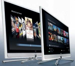 šiuolaikiniai televizoriai