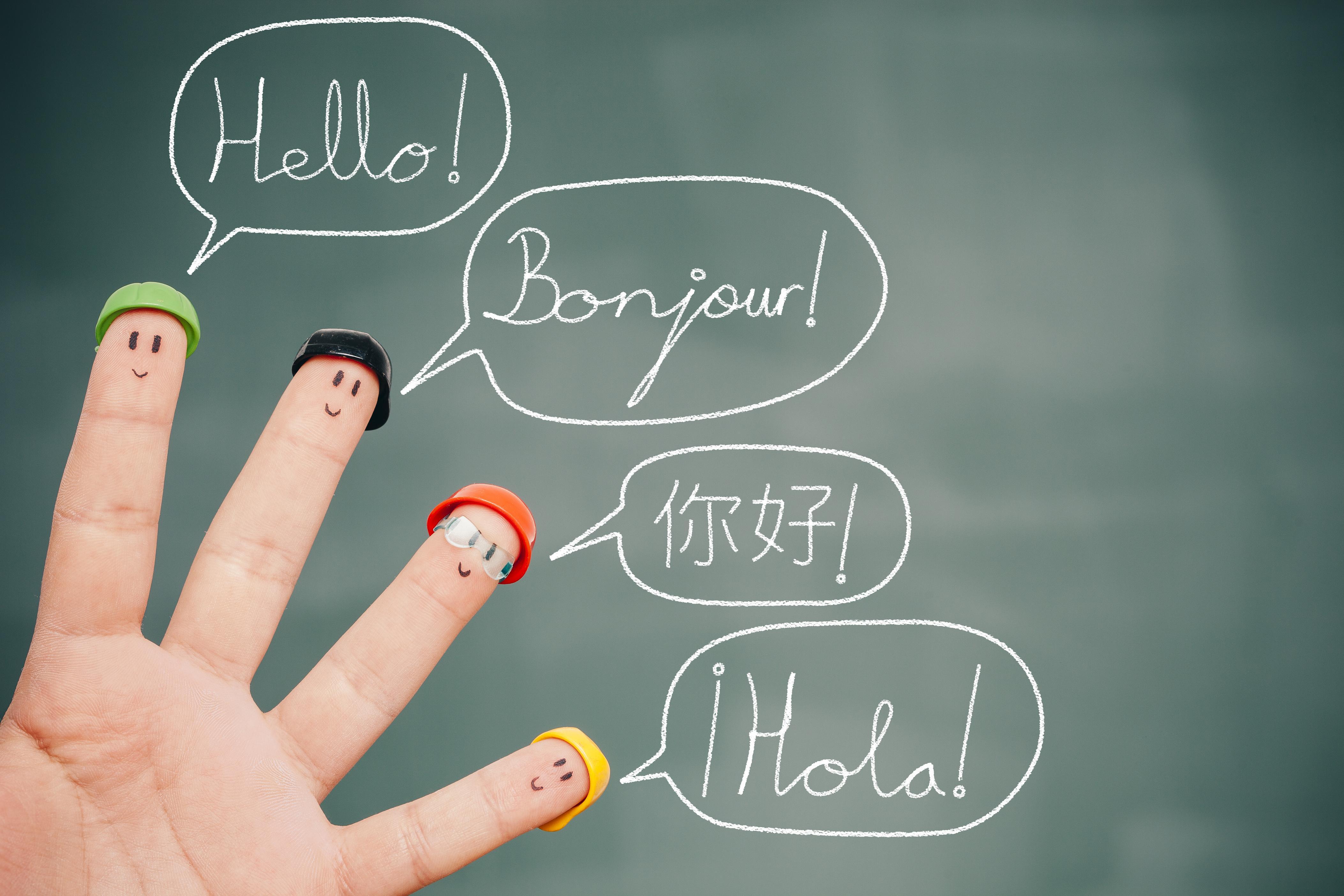 Individualūs kalbų kursai