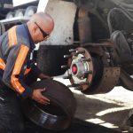 Vilkikų servisas teikiant logistikos paslaugas